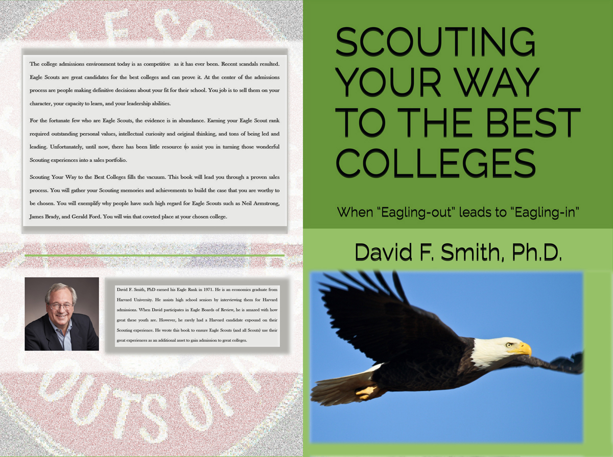 Scouting Your Way to the Best Colleges - Kindle